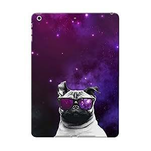 Galactic Pug iPad 2/3/4 case