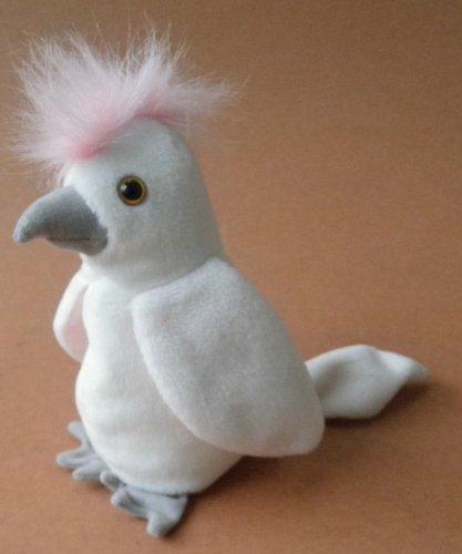 17c71432722 TY Beanie Babies KuKu Cockatoo Bird Plush Toy Stuffed Animal Price in India