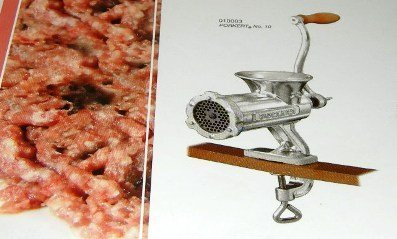 Mincer Size -5 Porkert Brand Guaranteed quality