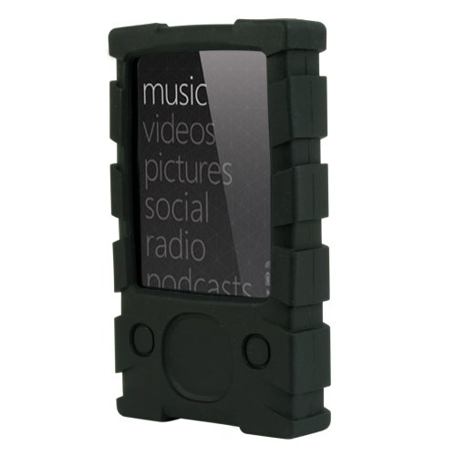 413lX9E4DoL. SL500  Best Zune 80 Rubber Case