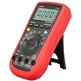 UNI-T Portable Digital Automobile Multimeters UT109 DWELL RPM Measurement DC Voltage (V) AC Voltage (V) DC Current (A) AC Current (A) Resistance (O) Capacitance (F) Frequency (Hz) Temperature (°C)