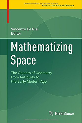 Mathematizing Space [electronic resource] : The Objects of Geometry from Antiquity to the Early Modern Age
