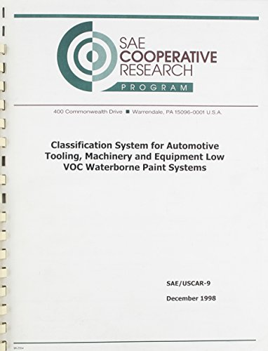 classification-system-for-automotive-tooling-machinery-and-equipment-low-voc-waterborne-paint