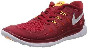 Nike Free 5.0 Big Kids Style: 644428-600 Size: 6