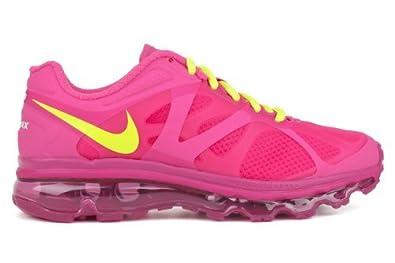 Nike Air Max+ 2012 (GS) Girls Running Shoes 488124-601