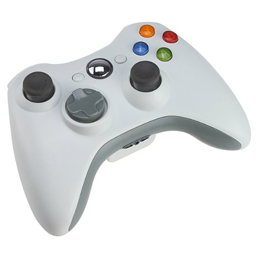 Image® Wireless Remote Controller For Microsoft Xbox 360 Including Integrated Headset Port For Xbox Live Play