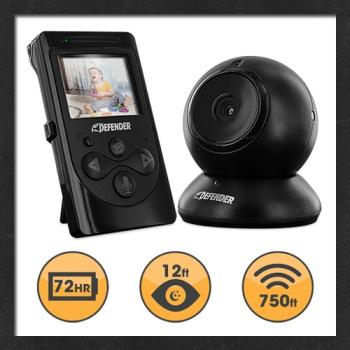 Phoenix 2.4inch Digital Wireless Security Video Monitor