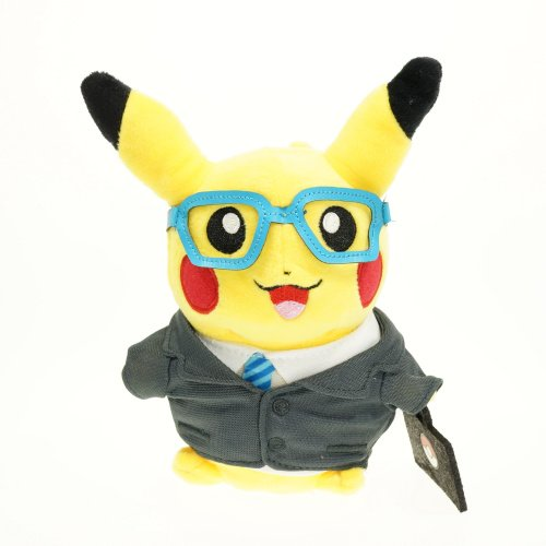 [18 CM, Pikachu Cosplay Plush Toys Stuffed Doll (Style#1)] (Spawn Costume For Kids)