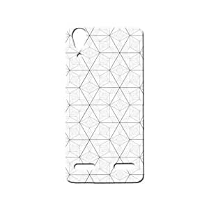 BLUEDIO Designer 3D Printed Back case cover for Lenovo A6000 / A6000 Plus - G0568