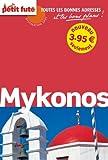 Carnet de Voyage Mykonos, 2009 Petit Fute