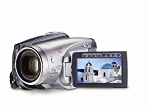 Canon HV20 3MP High Definition MiniDV Camcorder with 10x Optical Image Stabilized Zoom