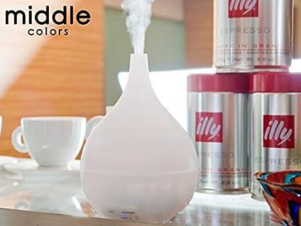 middle colors(ミドルカラーズ) アロマディフューザー ホワイト MD-AM906(WH)