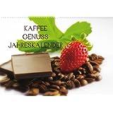 """Kaffee Genuss Jahreskalender (Wandkalender 2013 DIN A4 quer): Ein wundervoller K�chenkalender f�r alle Genie�er des Kaffees (Monatskalender, 14 Seiten)von """"Tanja Riedel"""""""