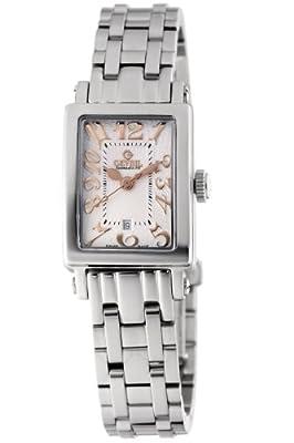 Gevril Women's 8045RB Super Mini Quartz Steel Watch