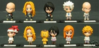 Bleach: Bleach 3cm Chibi Figure set + Pin - Buy Bleach: Bleach 3cm Chibi Figure set + Pin - Purchase Bleach: Bleach 3cm Chibi Figure set + Pin (Bleach, Toys & Games,Categories,Stuffed Animals & Toys,More Stuffed Toys,Figures)