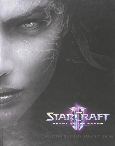StarCraft II:  Heart of the Swarm Collector's Edition Strategy Guide (Kingdom Hearts Ii Guide compare prices)