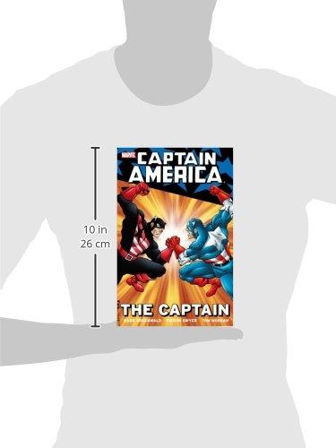 Captain America Captain (Captain America (Unnumbered Paperback))