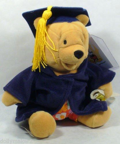 Winnie the Pooh Bean Bag Plush Gradnite Pooh
