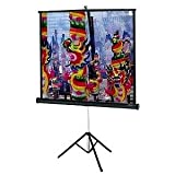 Da-Lite Versatol Matte White - Projection screen with tripod [PC]