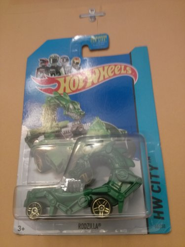 Hot Wheels HW City Rodzilla 66/250 2014 - 1