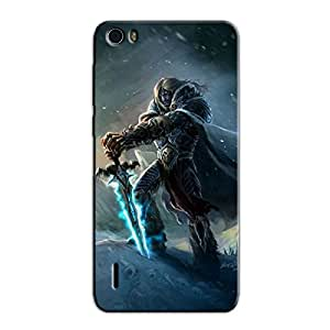 GAMES BACK COVER FOR HONOR 6