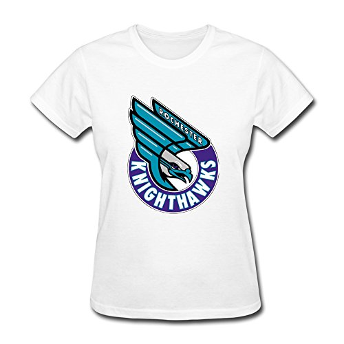 Llangla women 39 s rochester knighthawks logo t shirt xxl for T shirt printing in rochester ny