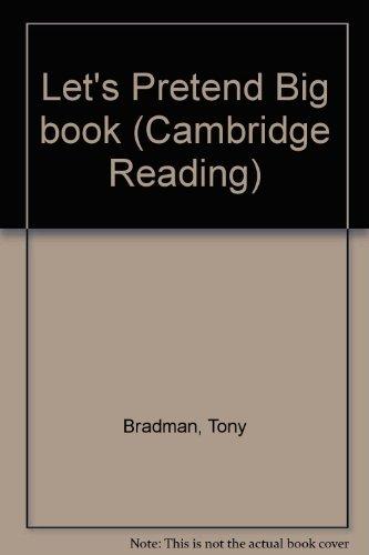 Let's Pretend Big book (Cambridge Reading)