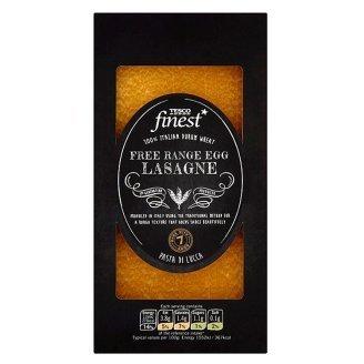 Tesco Finest Free Range Egg Lasagne 250g (Kitchenaid Cappuccino Machine compare prices)