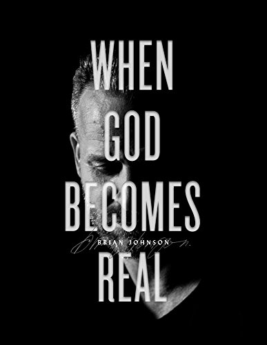 When God Becomes Real [Johnson, Brian] (Tapa Blanda)
