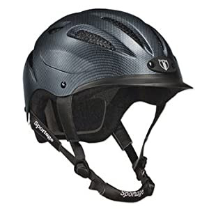 Tipperary Sportage 8500 Riding Helmet MD Gray