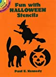 Fun with Halloween Stencils (Dover Stencils)