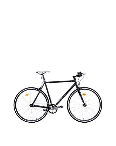 SCHIANO Bicicleta Ff1 Sport Fixed 336 Negro / Rojo