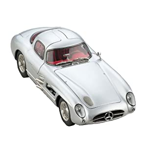 Classic Model Cars Mercedes-Benz 300 SLR Uhlenhaut Coupe, 1955