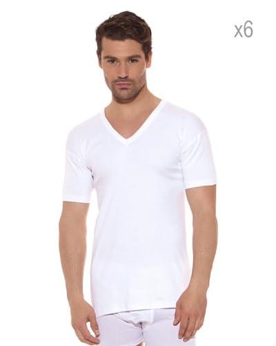 Ocean Pack x 6 Camisetas Pico