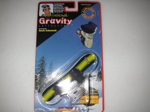 Finger Snowboard - Guy Rider