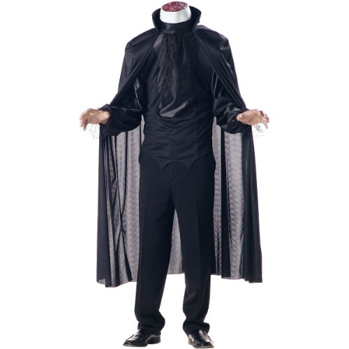 Headless Horseman Costume - X-Large - Chest Size 44-46