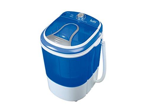 Mini machine à laver Camping Machines à laver et 190W, volume 3kg, 15min. Programme PM100