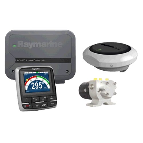 RAYMARINE EV-100 POWER PILOT Item Category: Marine Navigation & Equipment (Sold Per ) - фото 2