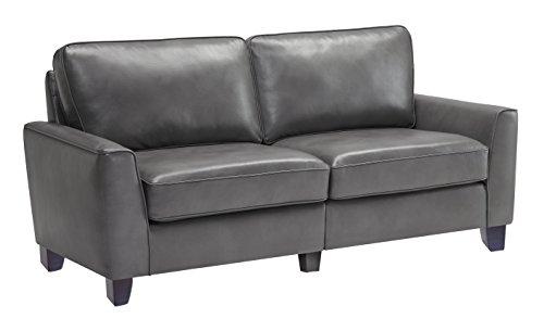 Serta CR46761 RTA Astoria Coated Fabric Sofa, 73