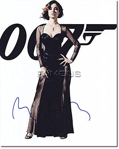 ベレニス・マーロウ (007 スカイフォール) 直筆サイン入写真