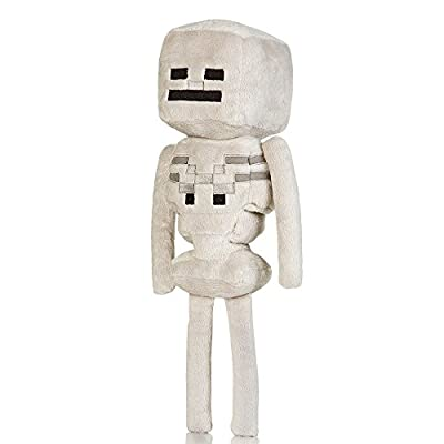 "Minecraft 12"" Skeleton Plush by JINX"