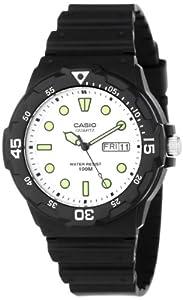 卡西欧Casio Men's MRW200H-7EV Watch运动表 夜光带日历$16.49