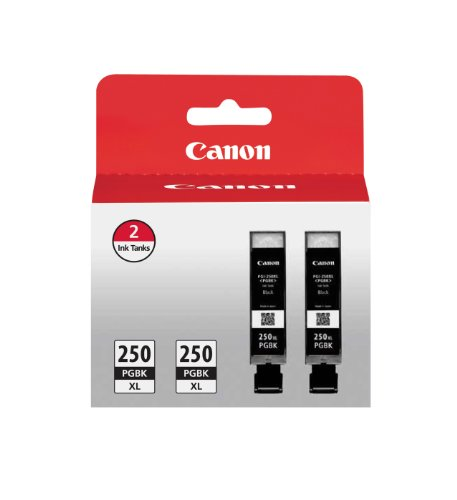 Canon PGI-250XL Black Twin Value Pack primary
