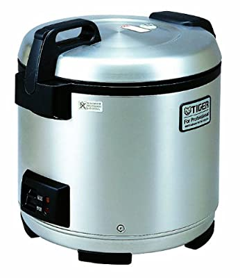 Tiger JNO-A36U 20-Cup Commercial Rice Cooker and Warmer with Stainless Steel finish from Tiger Corporation