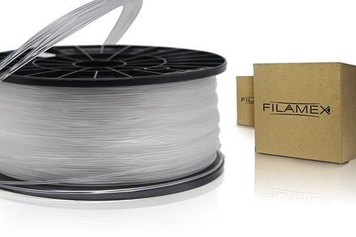 3D Printer Filament Abs 1Kg 2.2Lb Supply For 1.75Mm Clear Transparent