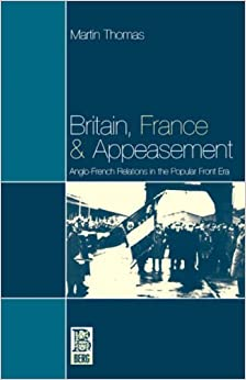 a review of the appeasement in britain The appeasement policy was a policy adopted by britain and france and it was a major player in the outbreak of the war appeasement was first introduced in the mid 1930s by stanley baldwin who was then the british prime minister.
