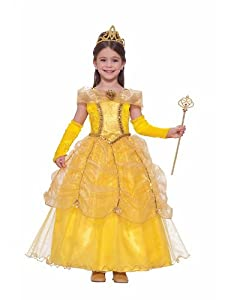 Child's Belle of the Ball Costume Medium 8-10