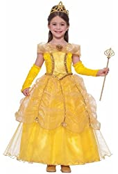 Child's Belle of the Ball Costume Medium 8-10