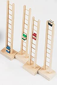 Wooden Clown on Ladder by Petra Toys…