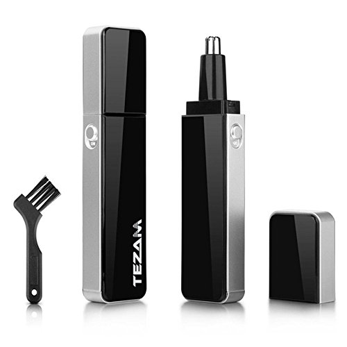 tezam all in one trimmer set for men hair clipper nose hair beard trimmer electric shavers. Black Bedroom Furniture Sets. Home Design Ideas